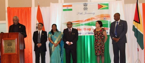 Welcome to High Commission of India - Georgetown, Guyana